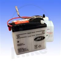 JMT Batterie Typ 6N4B-2A