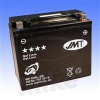 JMT Batterie Typ YTX20L-BS GEL