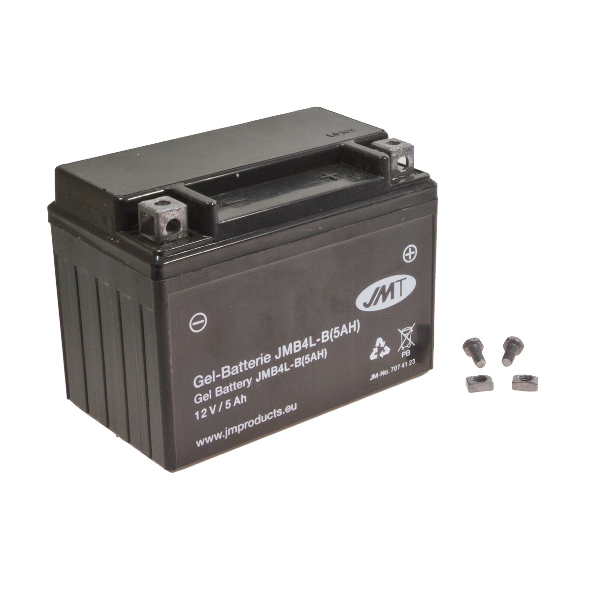 Batterie für PIAGGIO 50ccm FLY 50  Baujahr 2009-2013 YB9-B